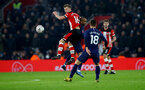 SOUTHAMPTON, ENGLAND - JANUARY 25: James Ward-Prowse of Southampton during the FA Cup Fourth Round match between Southampton FC and Tottenham Hotspur at St. Mary's Stadium on January 25, 2020 in Southampton, England. (Photo by Matt Watson/Southampton FC via Getty Images)
