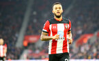 SOUTHAMPTON, ENGLAND - JANUARY 25: Ryan Bertrand during the FA Cup Fourth Round match between Southampton FC and Tottenham Hotspur at St. Mary's Stadium on January 25, 2020 in Southampton, England. (Photo by Isabelle Field/Southampton FC via Getty Images)