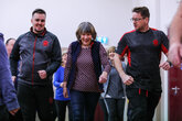 Saints team up with Alzheimer's Society