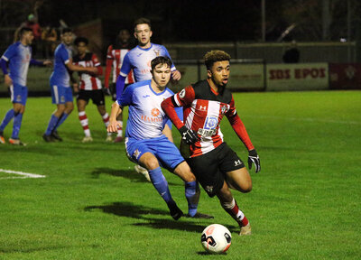 Highlights: AFC Totton 1-4 Saints