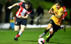 SOUTHAMPTON, ENGLAND - FEBRUARY 03: Will Ferry during the Premier League 2 match between Southampton FC and Wolverhampton Wonderers at Staplewood Training Ground on February 03, 2020 in Southampton, England. (Photo by Isabelle Field/Southampton FC via Getty Images)