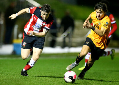 U23 Gallery: Saints 1-0 Wolves