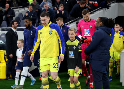 Become a Southampton away mascot