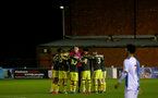 BLACKBURN, ENGLAND - November 27: of Southampton during PL2 match between Blackburn and Southampton at Lancashire County FA on February 14 2020, in Blackburn  (Photo by Isabelle Field/Southampton FC via Getty Images)