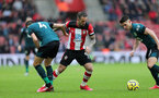 SOUTHAMPTON, ENGLAND - FEBRUARY 15: Danny Ings during the Premier League match between Southampton FC and Burnley FC at St Mary's Stadium on February 8, 2020 in Southampton, United Kingdom. (Photo by Chris Moorhouse/Southampton FC via Getty Images)