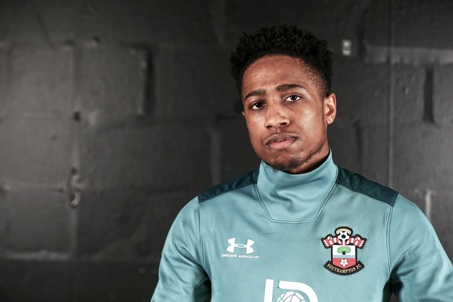 SOUTHAMPTON, ENGLAND - FEBRUARY 19: Kyle Walker-Peters pictured for Saints match day magazine at the Staplewood Campus, on February 19, 2020 in Southampton, England. (Photo by Matt Watson/Southampton FC via Getty Images)