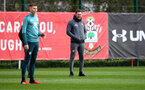 SOUTHAMPTON, ENGLAND - FEBRUARY 25: Ralph Hasenhuttl during a Southampton FC training session at the Staplewood Campus on February 25, 2020 in Southampton, England. (Photo by Matt Watson/Southampton FC via Getty Images)