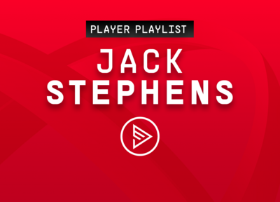 Player Playlists: Jack Stephens
