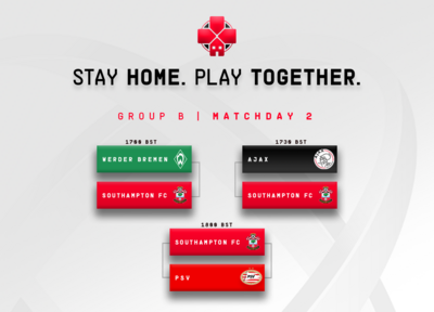 Stay At Home Cup group stage continues