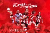 Vote for your Women's Player of the Season