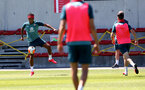 SOUTHAMPTON, ENGLAND - MAY 29: Ryan Bertrand during a Southampton FC training session, at the Staplewood Campus on May 29, 2020 in Southampton, England. (Photo by Matt Watson/Southampton FC via Getty Images)