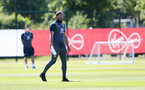 SOUTHAMPTON, ENGLAND - MAY 29: Ralph Hasenhuttl during a Southampton FC training session, at the Staplewood Campus on May 29, 2020 in Southampton, England. (Photo by Matt Watson/Southampton FC via Getty Images)