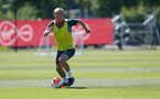 SOUTHAMPTON, ENGLAND - MAY 29: James Ward-Prowse during a Southampton FC training session, at the Staplewood Campus on May 29, 2020 in Southampton, England. (Photo by Matt Watson/Southampton FC via Getty Images)