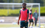SOUTHAMPTON, ENGLAND - MAY 29: Sofiane Boufal during a Southampton FC training session, at the Staplewood Campus on May 29, 2020 in Southampton, England. (Photo by Matt Watson/Southampton FC via Getty Images)