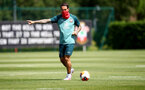 SOUTHAMPTON, ENGLAND - JUNE 16: Danny Ings during a Southampton FC training session at the Staplewood Campus on June 16, 2020 in Southampton, England. (Photo by Matt Watson/Southampton FC via Getty Images)