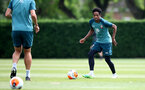 SOUTHAMPTON, ENGLAND - JUNE 17: Kyle Walker-Peters during a Southampton FC training session at the Staplewood Campus on June 17, 2020 in Southampton, England. (Photo by Matt Watson/Southampton FC via Getty Images)