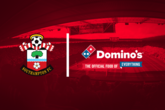 Southampton partner with Domino's Pizza