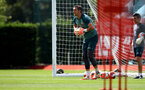 SOUTHAMPTON, ENGLAND - JULY 01: Alex McCarthy during a Southampton FC training session at the Staplewood Campus on July 01, 2020 in Southampton, England. (Photo by Matt Watson/Southampton FC via Getty Images)