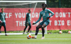SOUTHAMPTON, ENGLAND - JULY 01: Alex Jankewitz during a Southampton FC training session at the Staplewood Campus on July 01, 2020 in Southampton, England. (Photo by Matt Watson/Southampton FC via Getty Images)