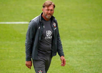 Video: Hasenhüttl shifts focus to Everton