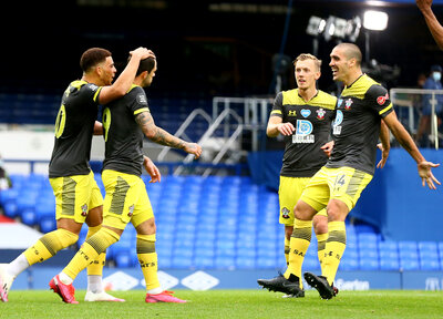 Highlights: Everton 1-1 Saints
