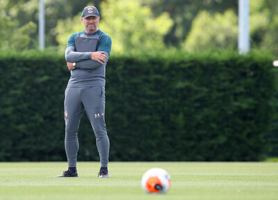 Hasenhüttl: Let's see how far we've come