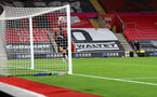 SOUTHAMPTON, ENGLAND - JULY 16: Matthew Ryan of Brighton & Hove Albion saves a shot from Jannik Vestergaard of Southampton during the Premier League match between Southampton FC and Brighton & Hove Albion at St Mary's Stadium on July 16, 2020 in Southampton, United Kingdom. Football Stadiums around Europe remain empty due to the Coronavirus Pandemic as Government social distancing laws prohibit fans inside venues resulting in all fixtures being played behind closed doors. (Photo by Matt Watson/Southampton FC via Getty Images)