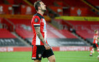 SOUTHAMPTON, ENGLAND - JULY 16: Danny Ings of southampton during the Premier League match between Southampton FC and Brighton & Hove Albion at St Mary's Stadium on July 16, 2020 in Southampton, United Kingdom. Football Stadiums around Europe remain empty due to the Coronavirus Pandemic as Government social distancing laws prohibit fans inside venues resulting in all fixtures being played behind closed doors. (Photo by Matt Watson/Southampton FC via Getty Images)