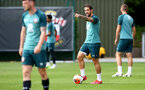 SOUTHAMPTON, ENGLAND - JULY 18: Danny Ings during a Southampton FC training session at the Staplewood Campus on July 18, 2020 in Southampton, England. (Photo by Matt Watson/Southampton FC via Getty Images)
