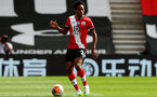 SOUTHAMPTON, ENGLAND - JULY 26: Kyle Walker-Peters of Southampton during the Premier League match between Southampton FC and Sheffield United at St Mary's Stadium on April 17, 2020 in Southampton, United Kingdom. (Photo by Matt Watson/Southampton FC via Getty Images)