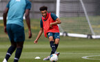 SOUTHAMPTON, ENGLAND - August 13: Jayden Smith during a Southampton U18 training session at Staplewood Training ground on August 13, 2020 in Southampton, England. (Photo by Isabelle Field/Southampton FC via Getty Images)