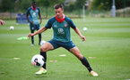 SOUTHAMPTON, ENGLAND - August 13: Jack Turner during a Southampton U18 training session at Staplewood Training ground on August 13, 2020 in Southampton, England. (Photo by Isabelle Field/Southampton FC via Getty Images)