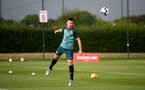 SOUTHAMPTON, ENGLAND - August 13: Harvey Woods during a Southampton U18 training session at Staplewood Training ground on August 13, 2020 in Southampton, England. (Photo by Isabelle Field/Southampton FC via Getty Images)