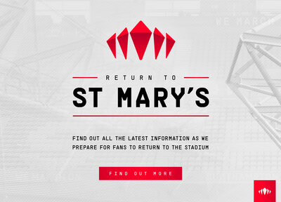 Return to St Mary's: Leeds United tickets on sale