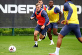 Gallery: Getting to grips with pre-season
