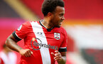 SOUTHAMPTON, ENGLAND - AUGUST 29: Ryan Bertrand during a pre-season friendly between Southampton FC and Swansea City at St Marys Stadium, on August 29, 2020 in Southampton, England. (Photo by Matt Watson/Southampton FC via Getty Images)