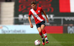 SOUTHAMPTON, ENGLAND - SEPTEMBER 1: James Morris of Southampton during a pre-season friendly match between Southampton U23 and Coventry City at St Mary's Stadium on September 1, 2020 in Southampton, United Kingdom. (Photo by Isabelle Field/Southampton FC)