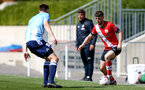SOUTHAMPTON, ENGLAND - SEPTEMBER 05: Will Ferry during a Southampton FC U23 pre season friendly against Working FC at Staplewood Campus on September 05, 2020 in Southampton, England. (Photo by Isabelle Field/Southampton FC)