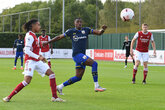 U18 Report: Arsenal 4-2 Saints