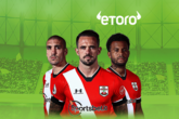 Saints renew partnership with eToro