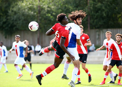 U18 Highlights: Saints 1-2 Crystal Palace