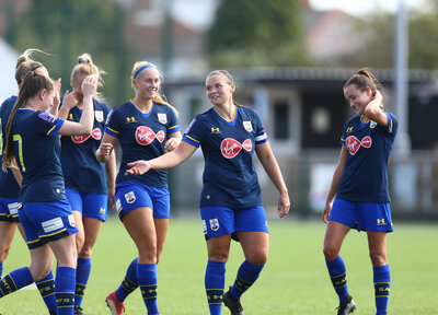 Women's Report: Poole 1-5 Saints