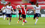 SOUTHAMPTON, ENGLAND - SEPTEMBER 20: Danny Ings of Southampton during the Premier League match between Southampton and Tottenham Hotspur at St Mary's Stadium on September 20, 2020 in Southampton, United Kingdom. (Photo by Matt Watson/Southampton FC via Getty Images)