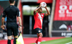 SOUTHAMPTON, ENGLAND - SEPTEMBER 20: Ryan Bertrand during the Premier League match between Southampton and Tottenham Hotspur at St Mary's Stadium on September 20, 2020 in Southampton, United Kingdom. (Photo by Chris Moorhouse/Southampton FC via Getty Images)