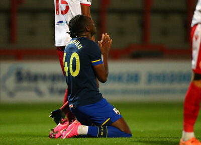 EFL Trophy: Stevenage 2-1 Saints