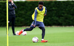 SOUTHAMPTON, ENGLAND - SEPTEMBER 23: Kyle Walker-Peters during a Southampton FC training session at the Staplewood Campus on September 23, 2020 in Southampton, England. (Photo by Matt Watson/Southampton FC via Getty Images)