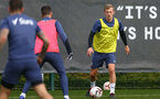 SOUTHAMPTON, ENGLAND - OCTOBER 21: James Ward-Prowse during a Southampton FC Training session at the Staplewood Complex on October 21, 2020 in Southampton, England. (Photo by Isabelle Field/Southampton FC via Getty Images)