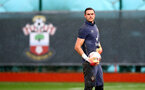 SOUTHAMPTON, ENGLAND - OCTOBER 28: Alex McCarthy during a Southampton FC training session at the Staplewood Campus on October 28, 2020 in Southampton, England. (Photo by Matt Watson/Southampton FC via Getty Images)