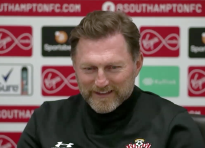 Live: Hasenhüttl's press conference
