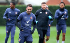 SOUTHAMPTON, ENGLAND - OCTOBER 30: Danny Ings during a Southampton FC training session at the Staplewood Campus on October 30, 2020 in Southampton, England. (Photo by Matt Watson/Southampton FC via Getty Images)